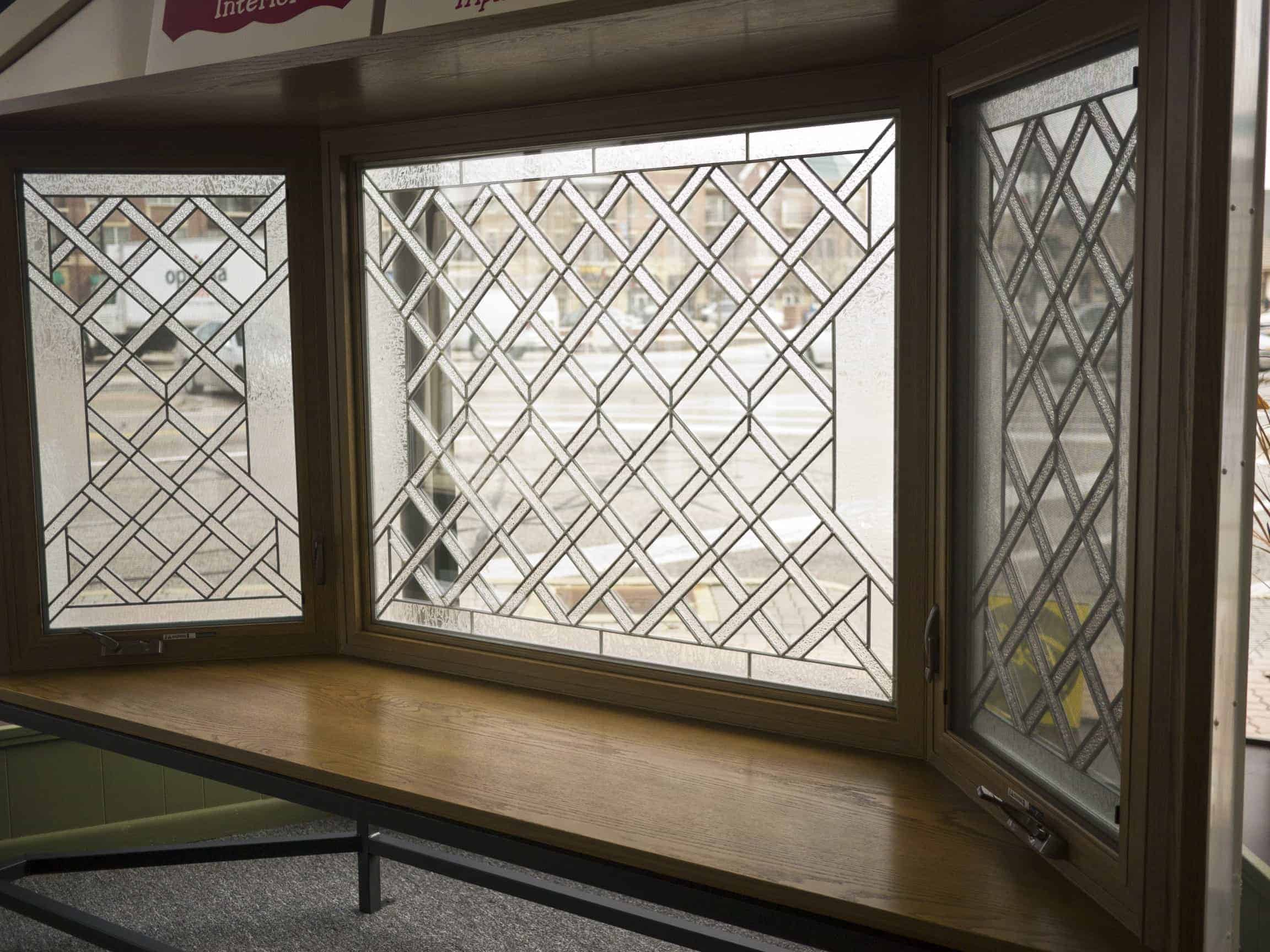 Chicago replacement bay windows bow garden windows for Bow window installation
