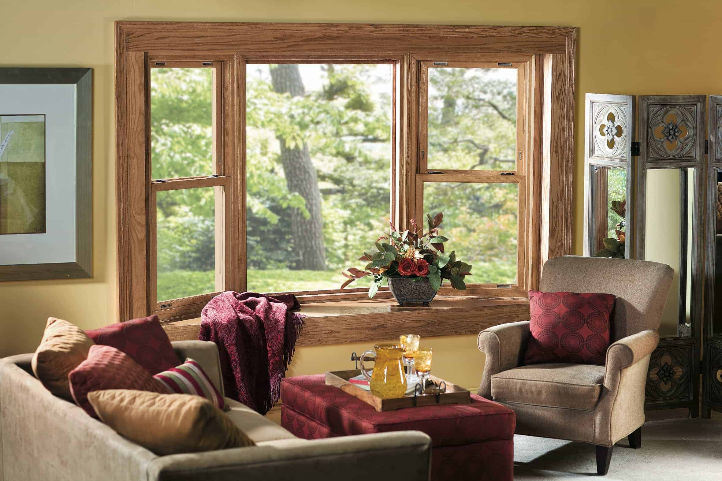 Pella Bow Windows : Replacement windows bay and bow