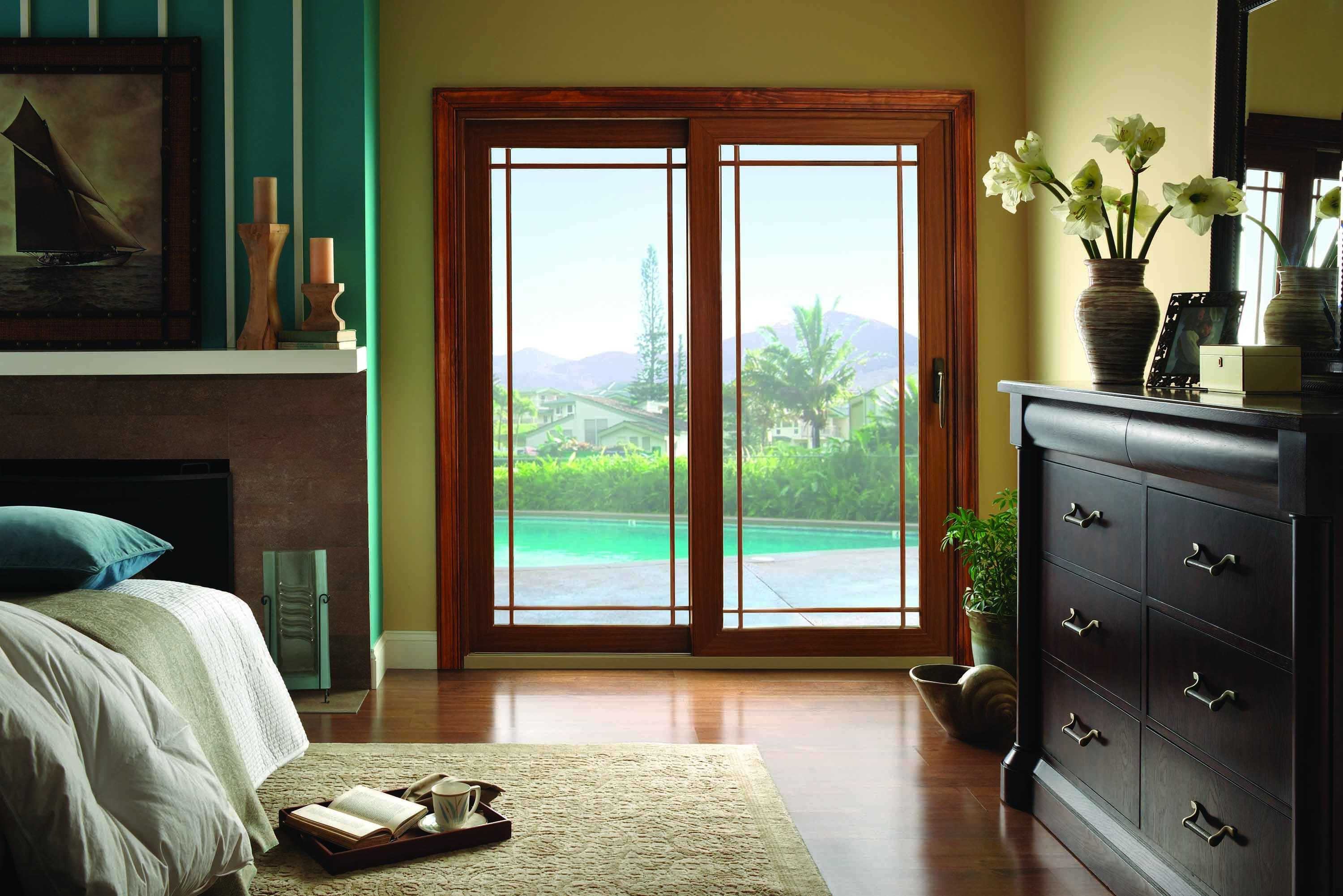 Custom sliding patio doors american thermal window for Custom patio doors