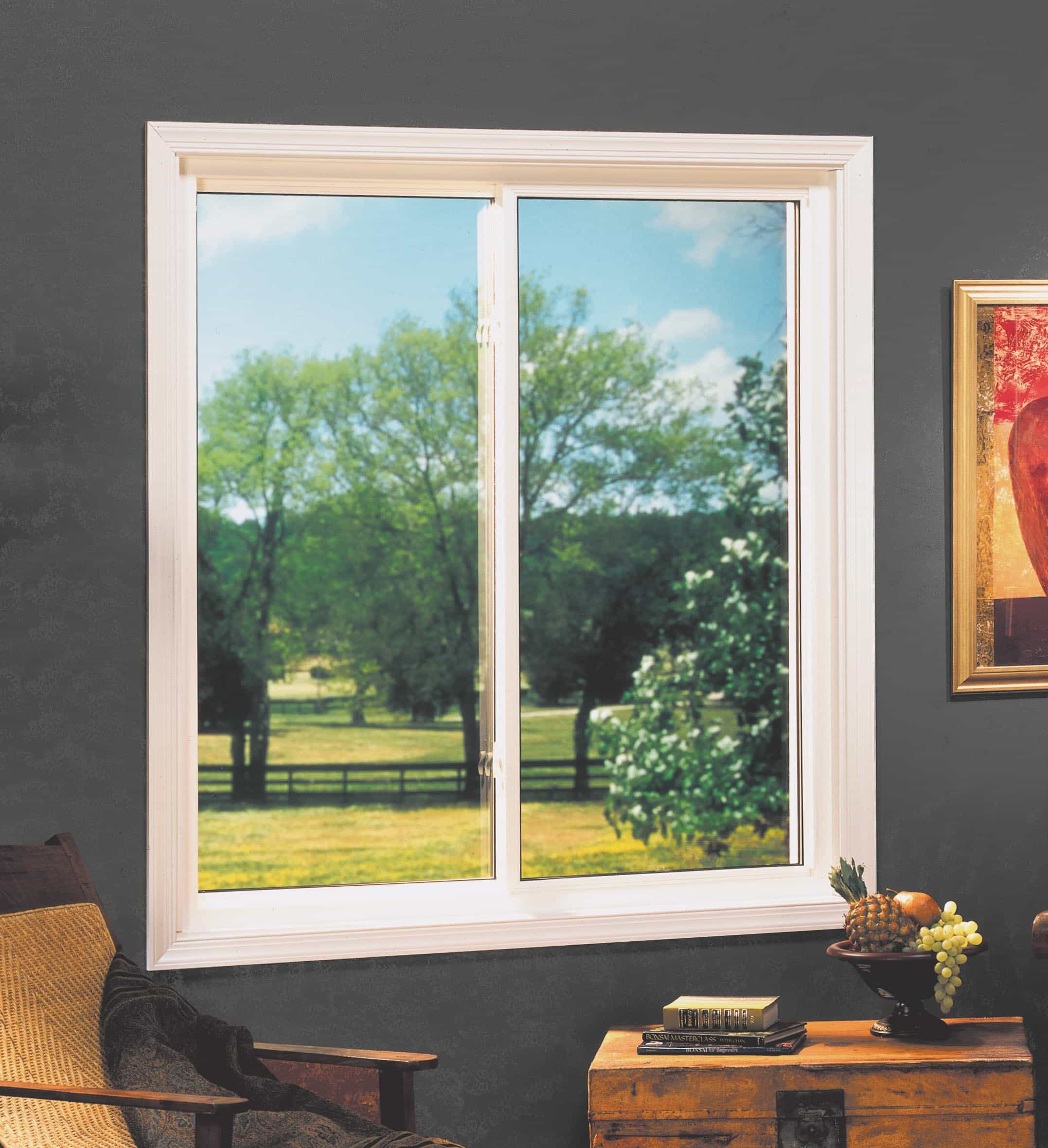 Replacement sliding windows american thermal window for Replacement window design ideas