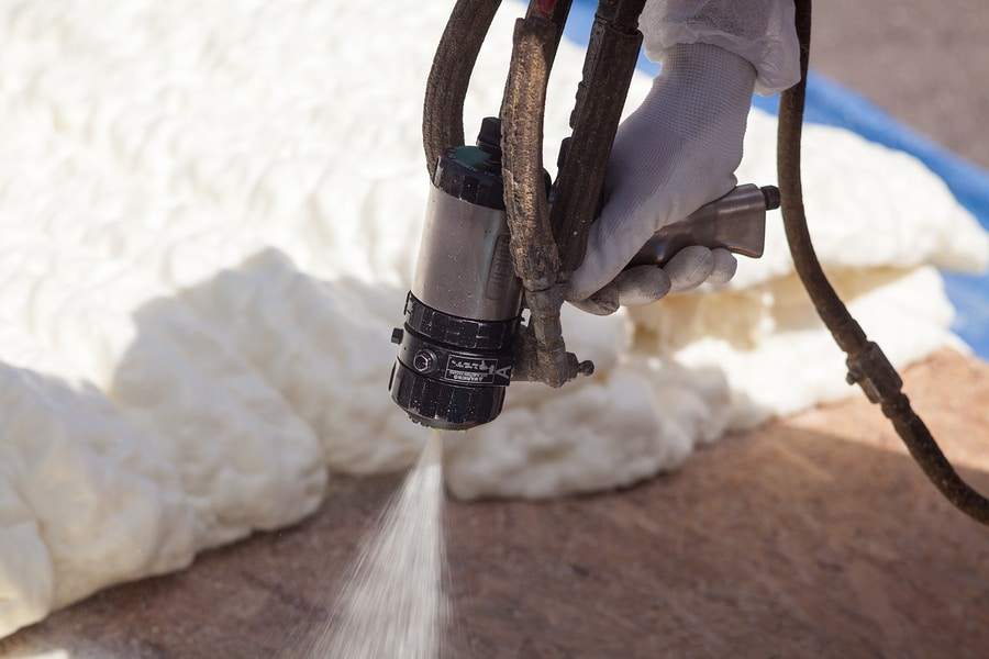 best spray-in attic insulation
