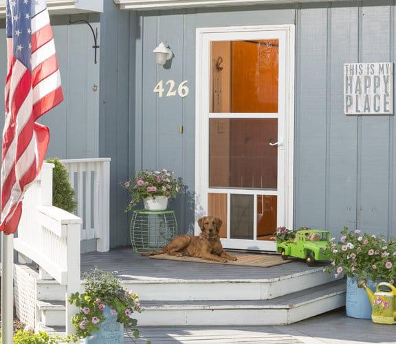 The Benefits Of Storm Doors American Thermal Window