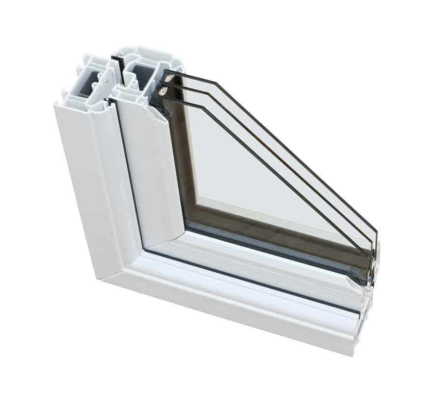 energy efficient triple pane windows