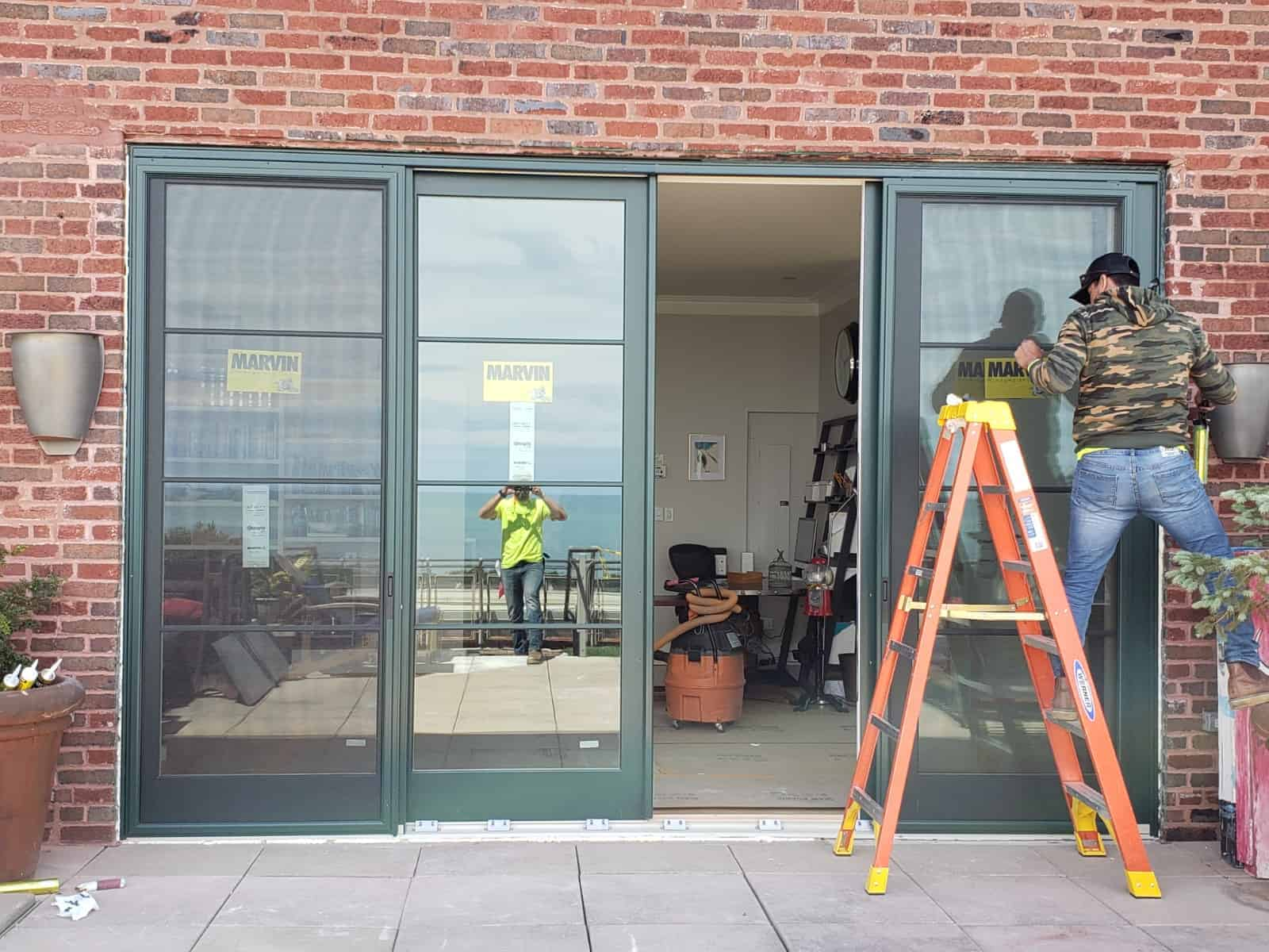 Commercial Window Replacement 8