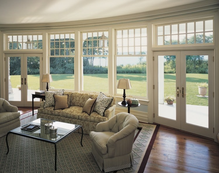 best chicago wood framed windows