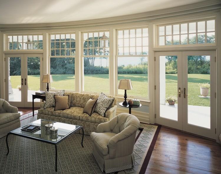best chicago wood framed windows