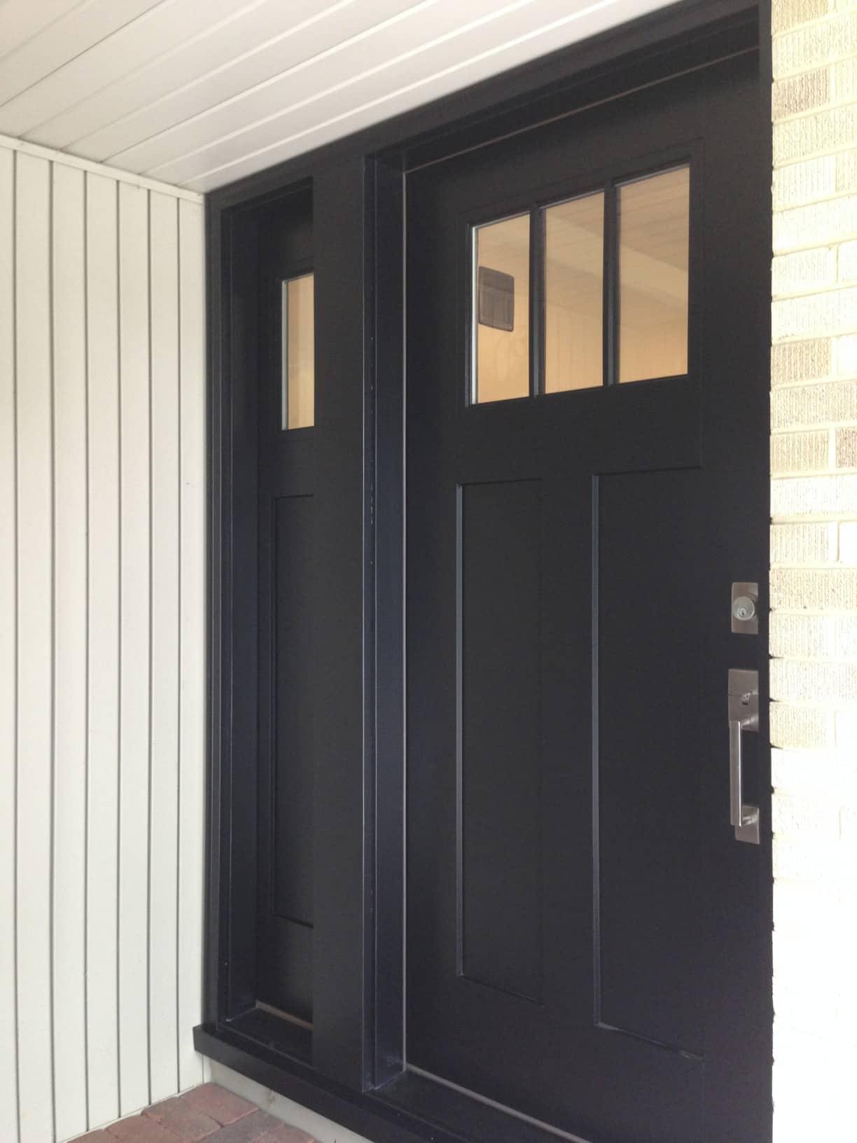 Fiberglass Entry Door Manufacturers : Replacement fiberglass entry doors american thermal window