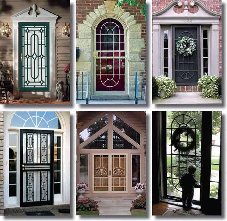 home security and front entry doors at american thermal window