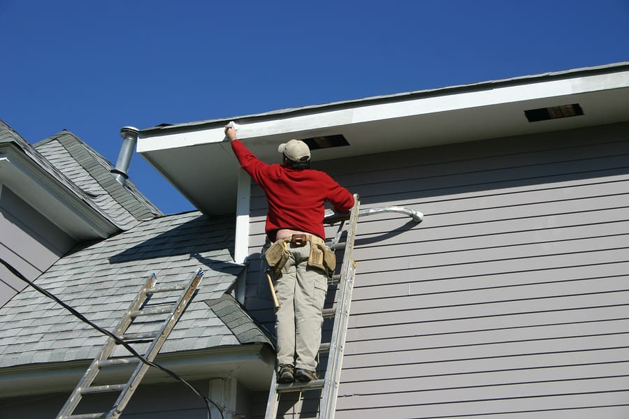 fascia and soffit installation and maintenance in chicago